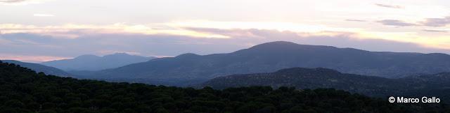 Pantano de San Juan. Madrid.