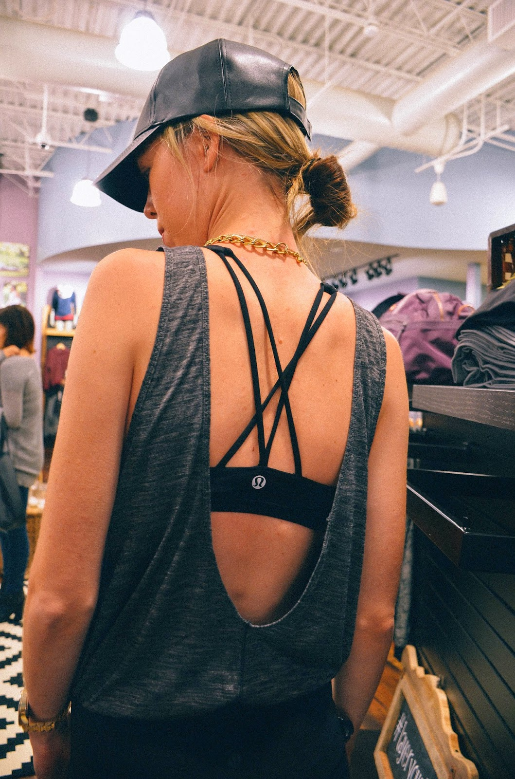 Project Soiree Weekly Pick Lululemon