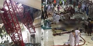 Daftar Nama Korban Jatuhnya Crane di Masjidil Haram