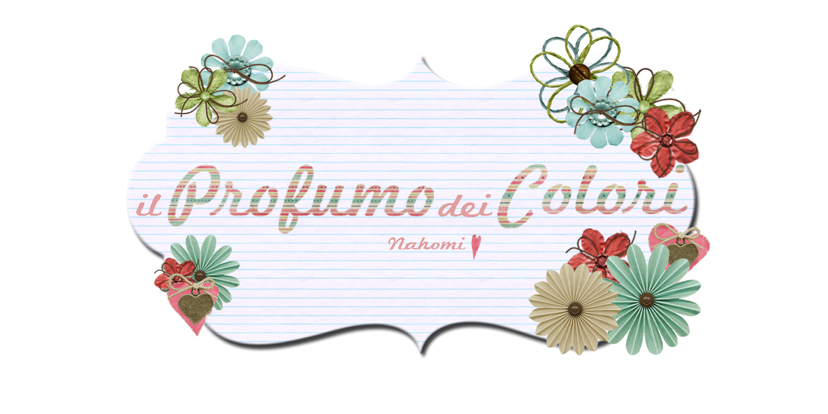 il profumo dei colori