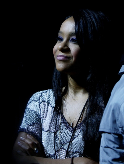 Whitney Houston, Bobbi Kristina Brown,Whitney Houston's daughter