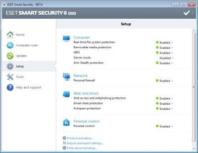 eset, smart, security, 6, beta, image, picture, logo, Eset smart security 6 beta