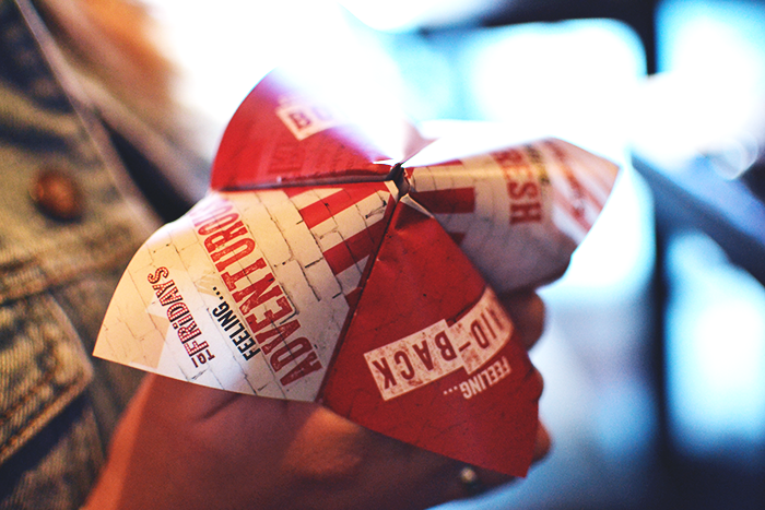 TGI Fridays New Menu Launch | Colours and Carousels - Scottish Lifestyle, Fashion & Beauty blog