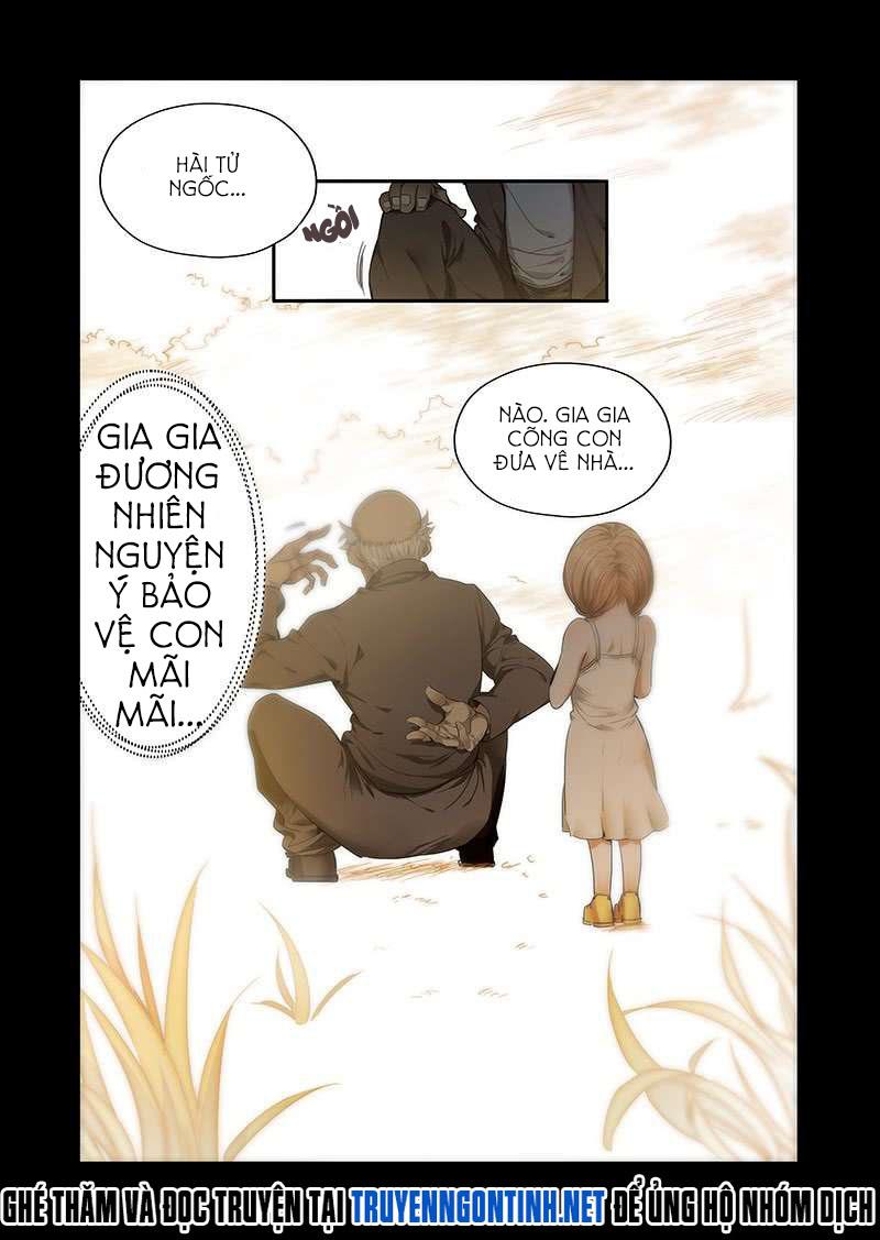 Vĩnh Dạ Tiên Đồ Chapter 5 - upload bởi truyensieuhay.com