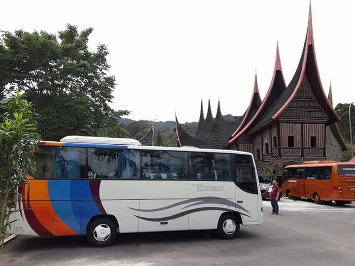 paket tour minangkabau