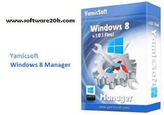 Free Download Windows 8 Manager 1.1.5 Full