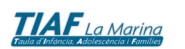 Taula d'Infància, Adolescència i Famílies La Marina