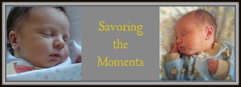 Savoring the Moments