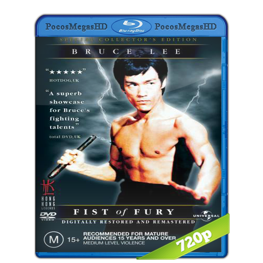 (Fist of Fury) Furia Oriental (1972) BrRip 720p Dual Latino 5.1 – Ingles 5.1