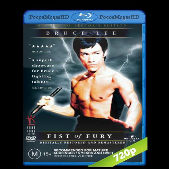 (Fist of Fury) Furia Oriental (1972) BrRip 720p Dual Latino 5.1 – Ingles 5.1
