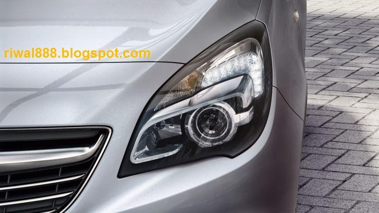 Riwal888 Blog New Opel Meriva Mpv Adaptive Forward Lighting Afl