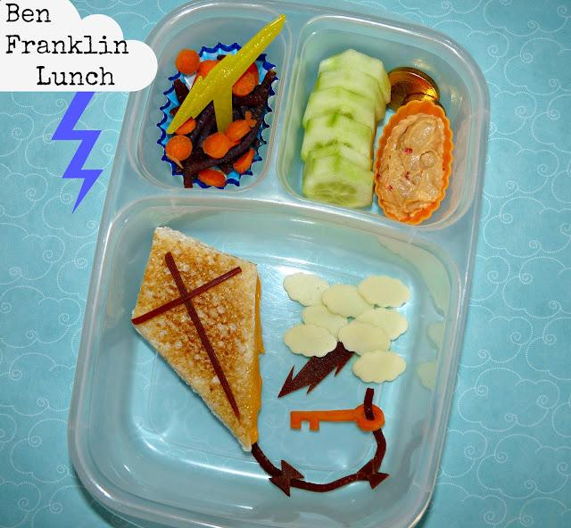 Ben Franklin Easylunchboxes Bento