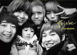 shinee with yoogeun