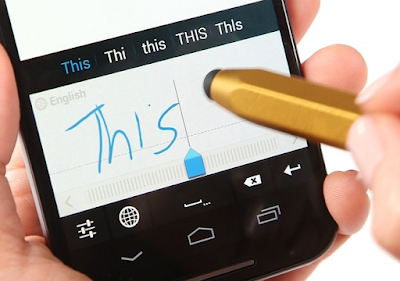 MyScript Stylus,application to write using hand for iPhone and iPad