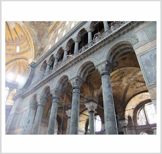 Aya Sofia, aya sofia art photograph, istanbul architecture prints, istanbul architecture art, laura hol art, aya sofia interior artwork