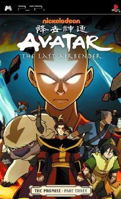 Avatar: The Last Airbender PSP