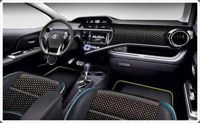 Prius V 2015 Interior