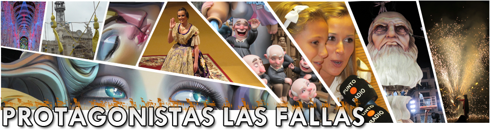 Protagonistas Las Fallas
