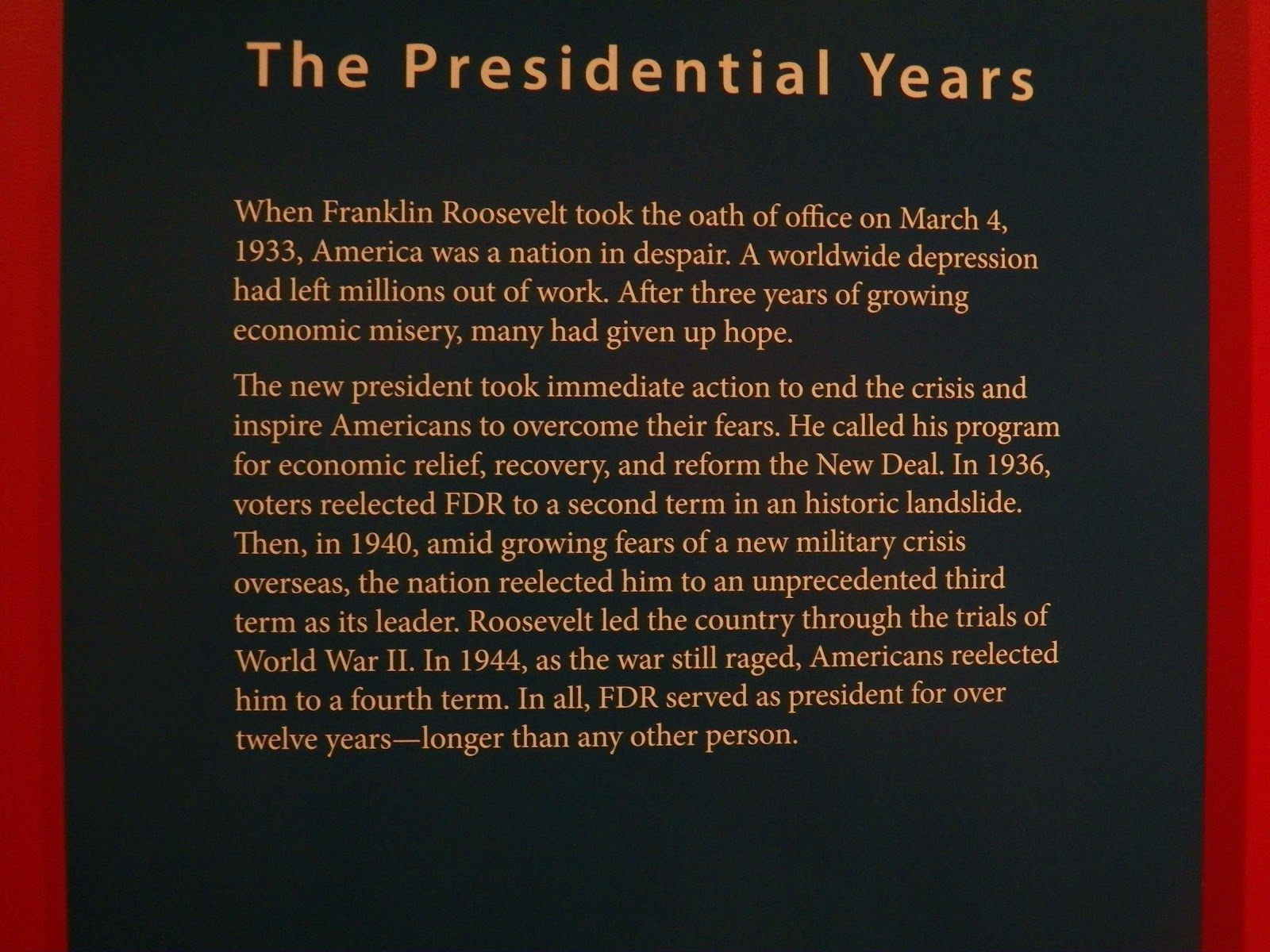 relief recovery and reform brought by franklin roosevelts new deal