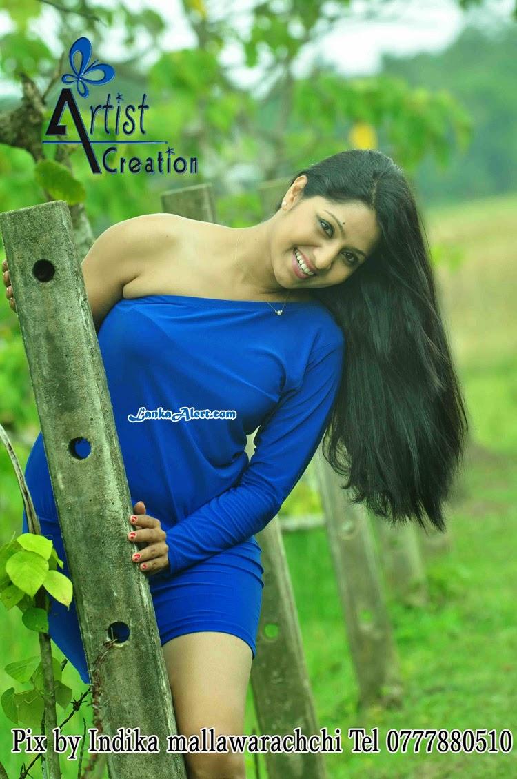 Sexy Sri Lankan Actress and Models: Udayanthi Kulathunga