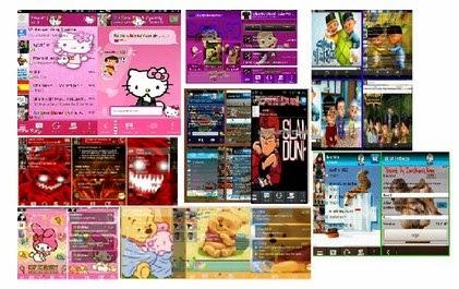 FREE BBM MOD Tema Kartun Terbaru For Android