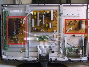 Sửa chữa tivi PLASMA tại nhà, các lỗi thường gặp của tivi plasma