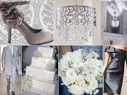 Solemnization theme (White + pewter)