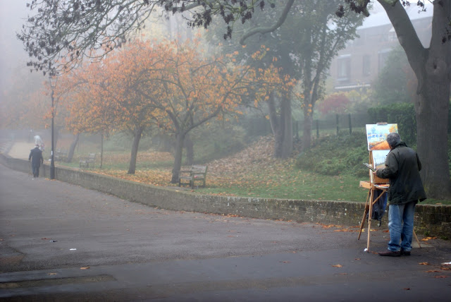 Richmond, Thames, river, artist, painter