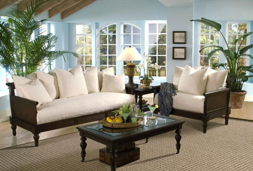 Natural Living Room Ideas