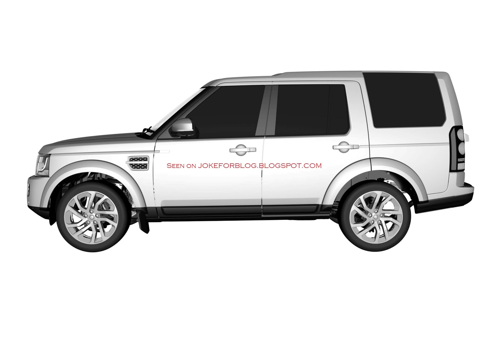 2013 - [Land Rover] Discovery IV (2ème restylage) 002298570_0001_3_source