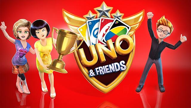 UNO ™ & Friends v2.4.3a Apk [Mega Mod]