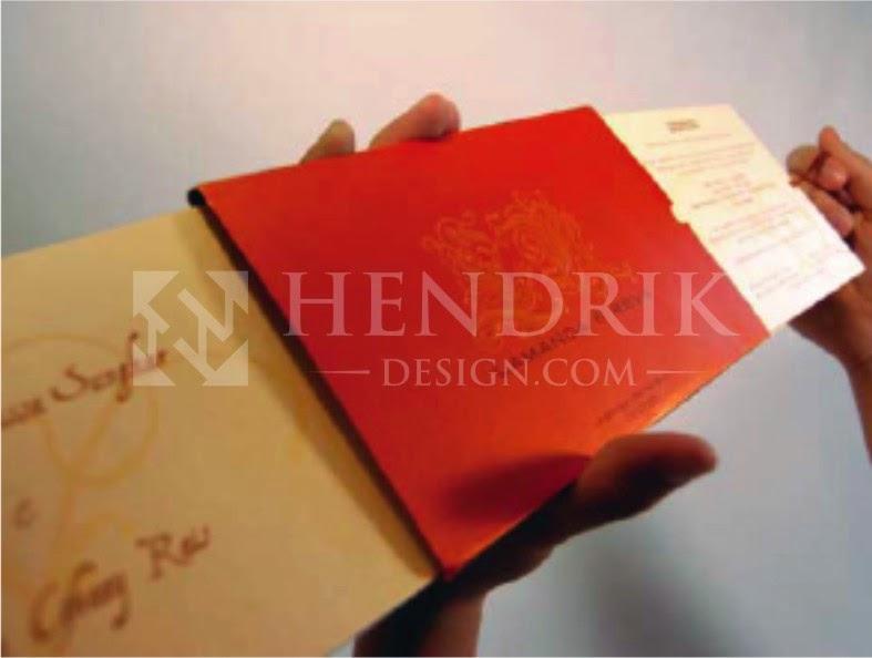 Desain Undangan Pernikahan Lamanda & Reva (HCGD-19)