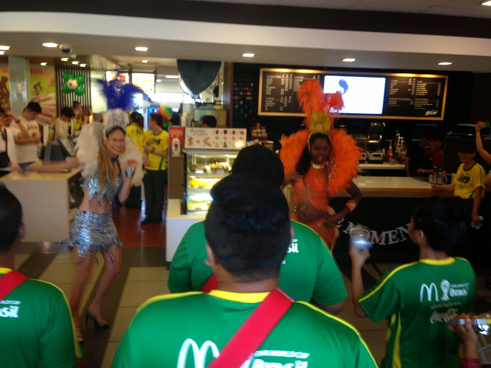 FIFA World Cup Mcdonald's Carnival