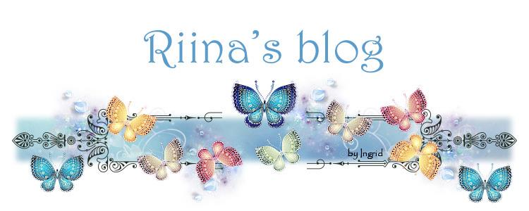 Riina's Blog