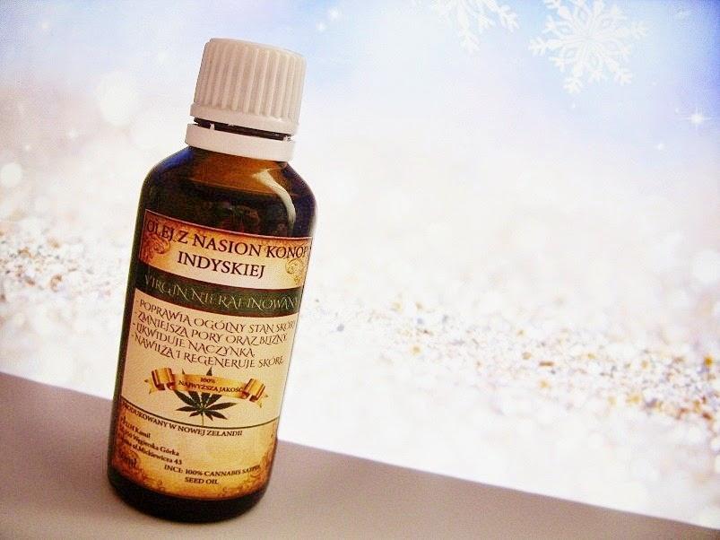Recenzja: Olej z nasion konopi indyjskiej, Nacomi