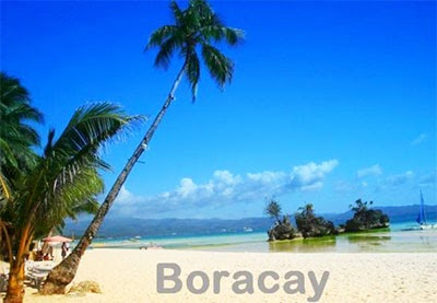 Jessica Sanchez shows some skin in Boracay