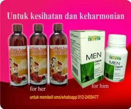 Untuk Kesihatan Terkini Lelaki & Wanita