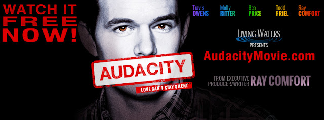 Recommended Viewing - Audacity. Click to watch for free!