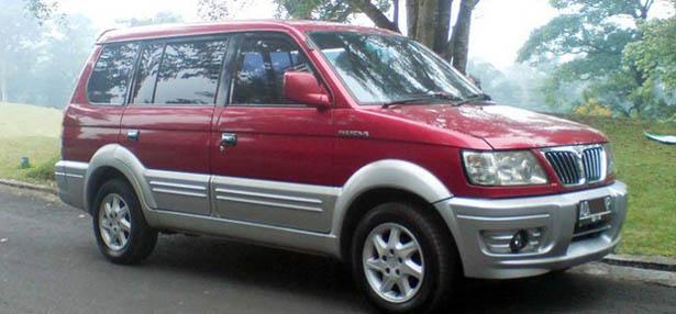 MPV Diesel Mitsubishi Kuda Grandia Review