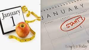 TOP 7 Resolusi Tahun Baru dalam Hubungan Kesehatan