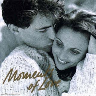 Moments Of Love Vol. 04 CD Capa