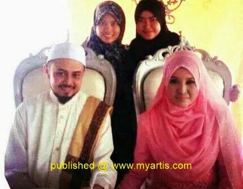 Gambar- Salima AF Selamat Bergelar Isteri Kepada Ustaz   | Tahniah dan alhamdulillah akhirnya Salima AF4 telah selamat dinikahkan dengan Ustaz Syed Abd Kadir Aljoofre di Chemor, Perak, Sabtu lepas.