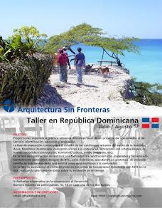 TALLER DE VERANO 2017 EN REPÚBLICA DOMINICANA