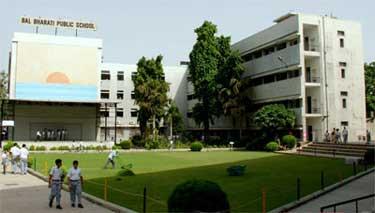 BAL BHARATI PUBLIC SCHOOL RAJINDER NAGAR Building