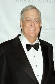 Pics of Billionaire David Koch