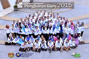 Program Pembangunan Pengkarya Guru Siri 3/2015