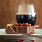 Mini šokoladinis tortukas