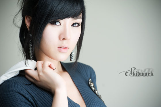 The Beauty Hwang Mi Hee