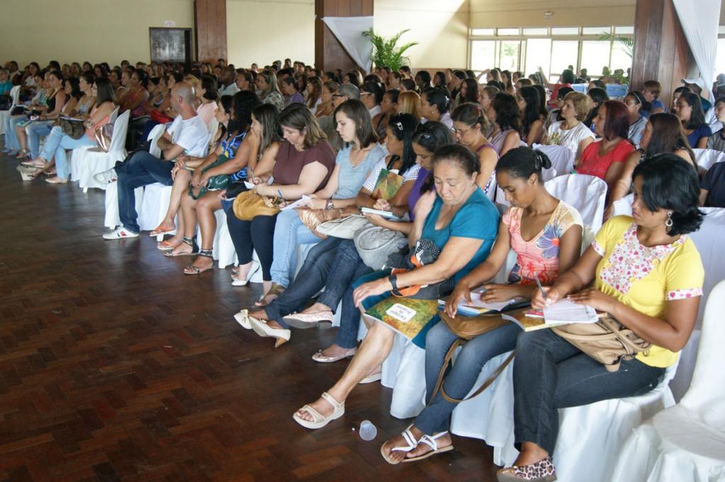 Pais e responsáveis também participam da Semana da Educação de Teresópolis