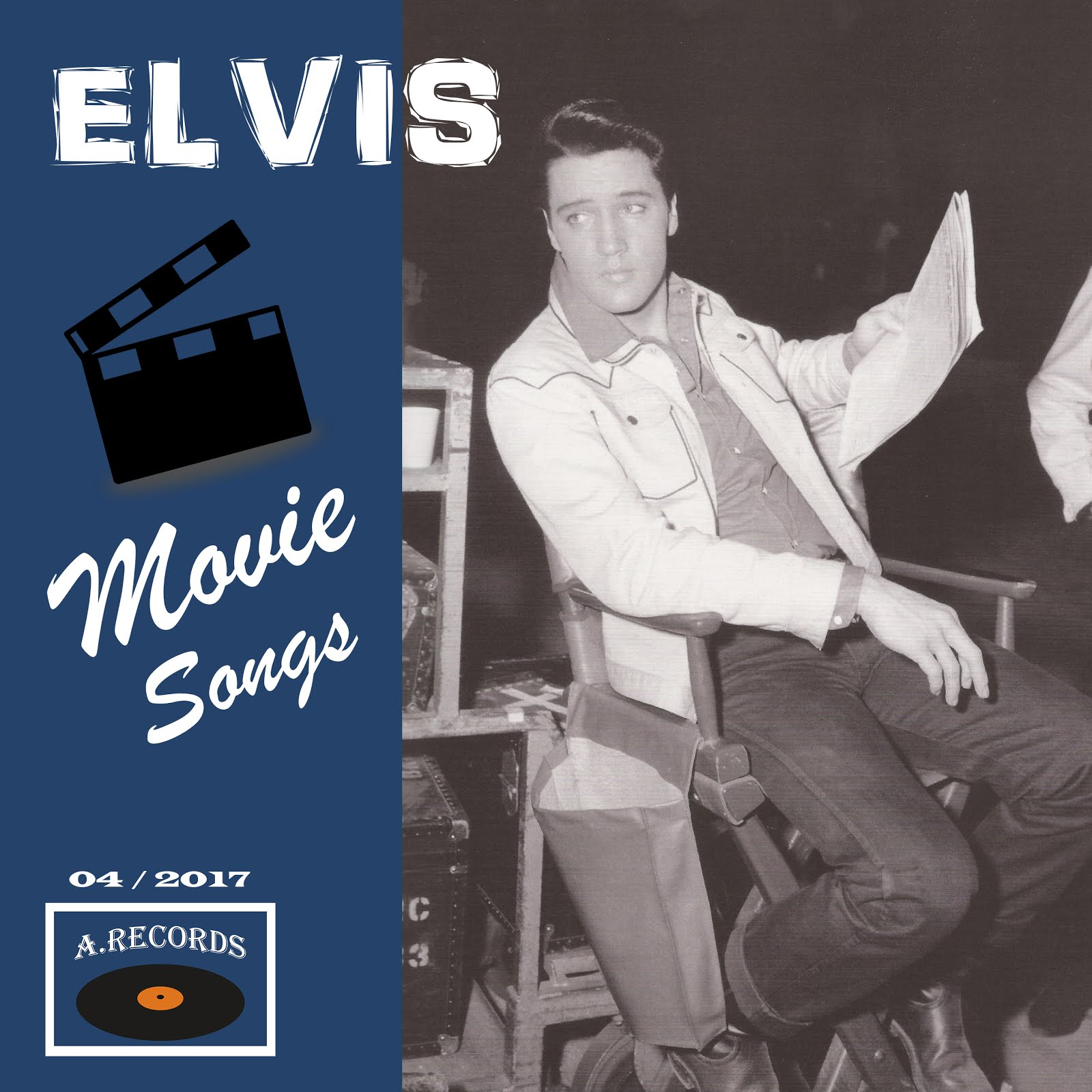 Elvis - Movie Songs (April 2017)